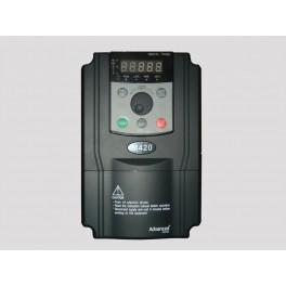 преобразователь частоты, 380В (3 фазы), 1.5/0.75 кВт, )