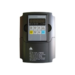 преобразователь частоты, 380В (3 фазы), 30/22 кВт, 60/45 А, IP20, метод управления: U/f, бессенсорное векторное управление, ПИД-